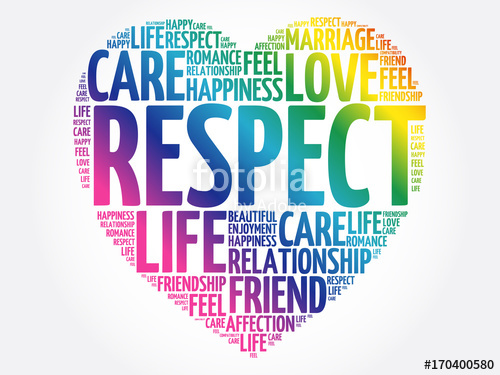 Respect at school | Rolls Cres...